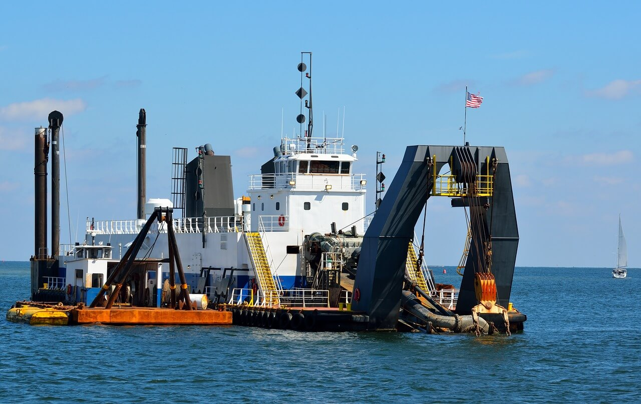 Dredging injuries are frequently the fault of the employer's lack of safety protocols.