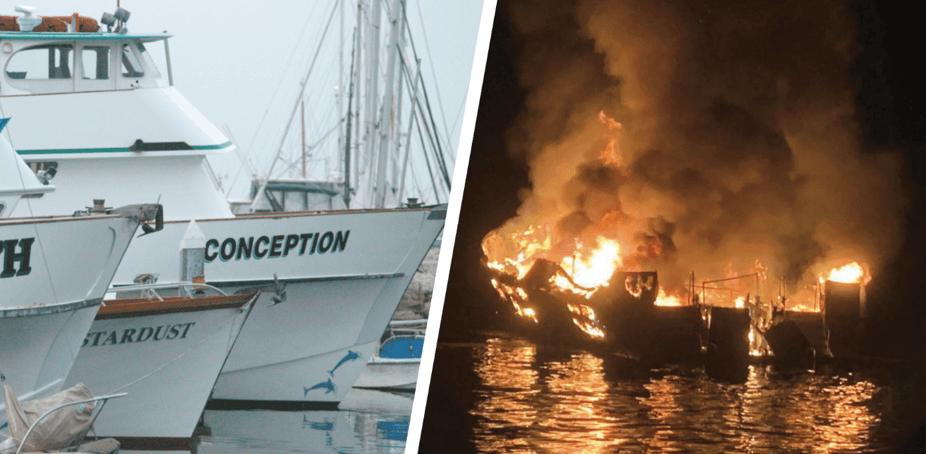 "The Dive Vessel ""Conception"" Tragedy"