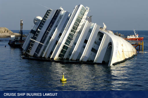 What to Do When You've Suffered a Cruise Ship Injury