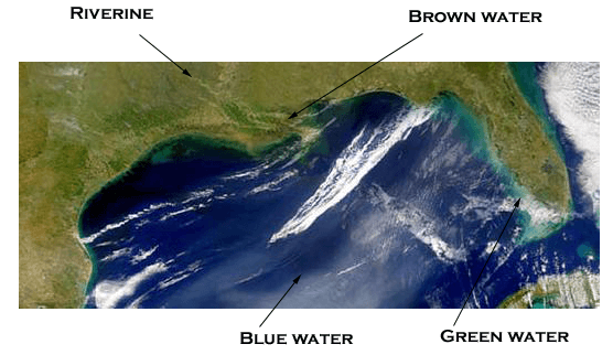 Maritime Geography Zones